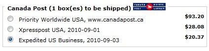 canada post usa shipping